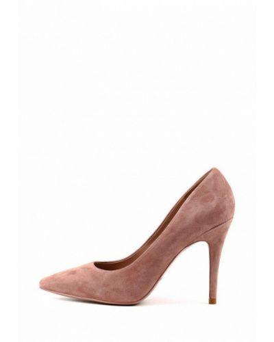 Лодочки - розовые Sasha Fabiani