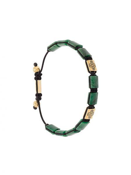 Bransoletka zabytkowe z koralikami Nialaya Jewelry
