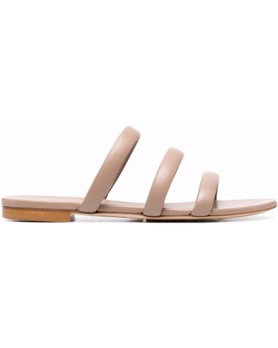 Sandały skórzane Aeyde