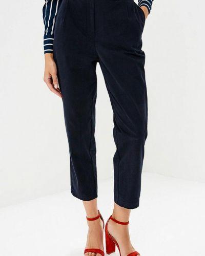 Классические брюки синие Pepen