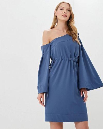 Платье синее Tutto Bene