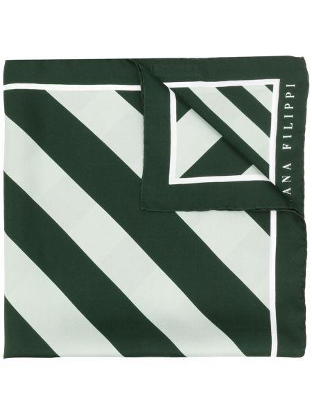 Платок зеленый Fabiana Filippi