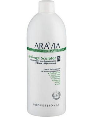 Средство от растяжек антицеллюлитный с витаминами Aravia Professional