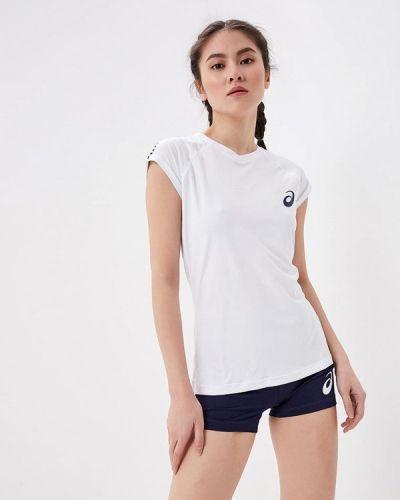 Спортивный костюм белый Asics