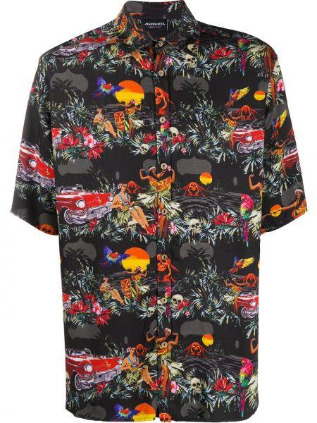 Классическая рубашка с короткими рукавами на пуговицах Mauna Kea