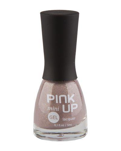 Лак для ногтей деловой Pink Up