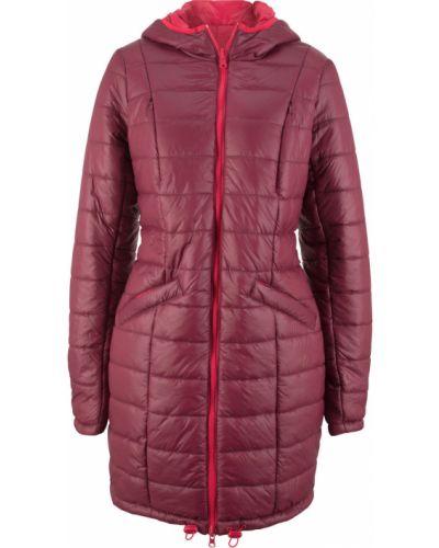 Куртка бордовый красная Bonprix