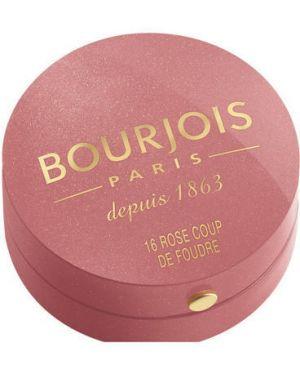 Румяна круглая прозрачная с кисточками Bourjois