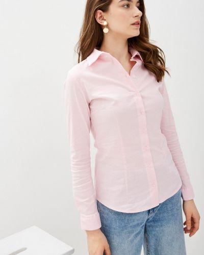 Розовая блузка с длинным рукавом с длинными рукавами Defacto