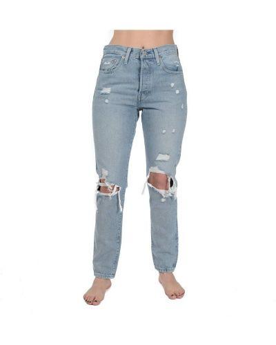 Klasyczne jeansy zapinane na guziki bawełniane Levi's