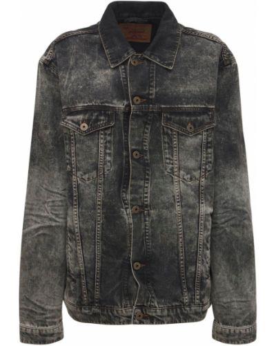 Черная джинсовая джинсовая куртка Y/project