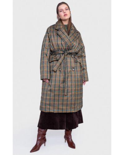 Утепленная куртка - коричневая W&b