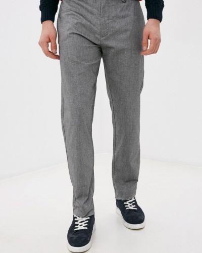 Прямые серые брюки Springfield