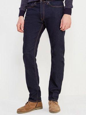 Синие прямые джинсы Marks & Spencer