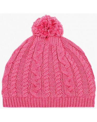 Розовая шапка Sela