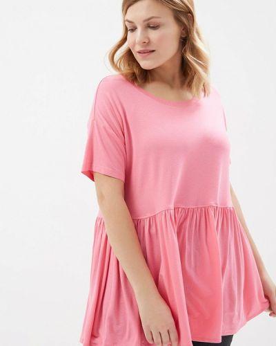 Розовая футболка Studio Untold