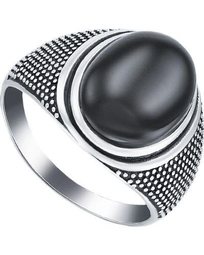 Кольцо серебряный с декоративной отделкой Silver Wings