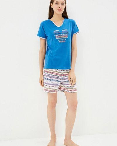 Пижама пижамный синий Kinanit
