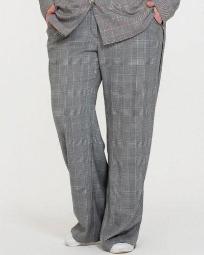 Серые классические брюки Intikoma