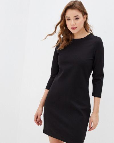Черное платье-футляр Sublevel