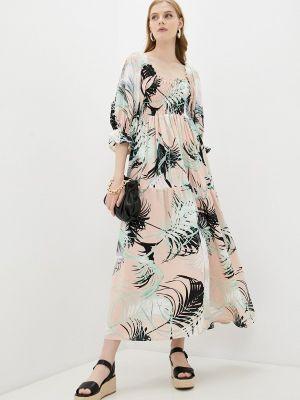 Разноцветное платье Lezzarine