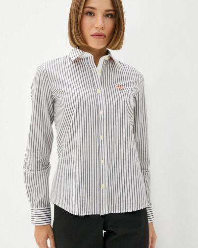 Рубашка с длинным рукавом - серая Galvanni