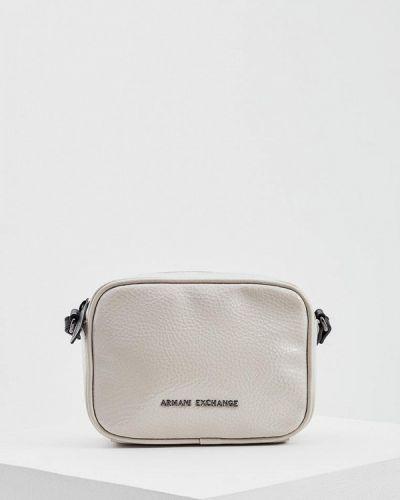 Кожаный сумка через плечо 2019 Armani Exchange
