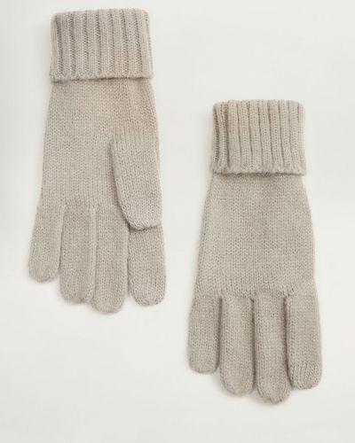 Перчатки текстильные акриловые Mango