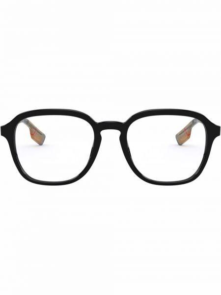 Okulary vintage - białe Burberry Eyewear