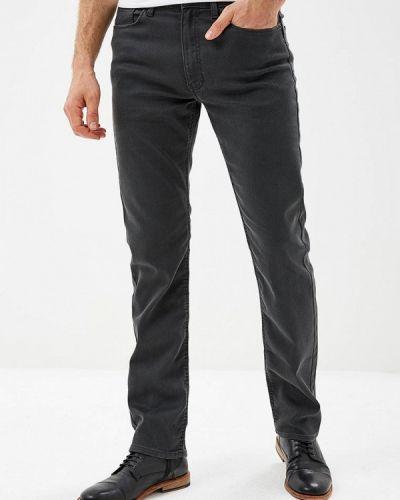 Прямые джинсы серые Marks & Spencer