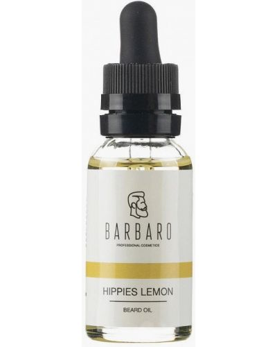Масло для бороды прозрачное Barbaro