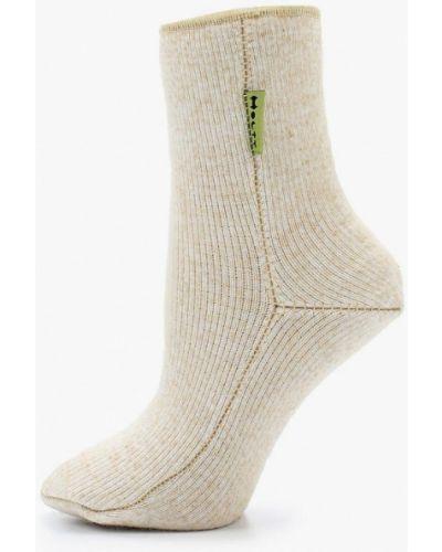 Бежевые носки Holty