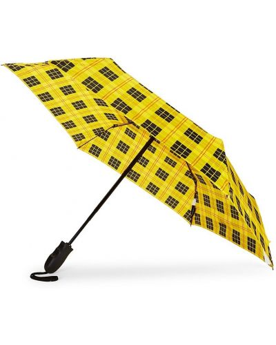 Żółty automatyczny parasol Shedrain