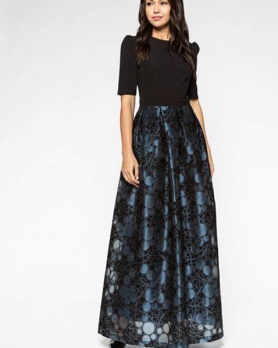 Вечернее платье - черное Eva