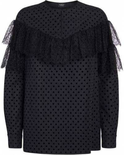 Czarna koszula Giambattista Valli
