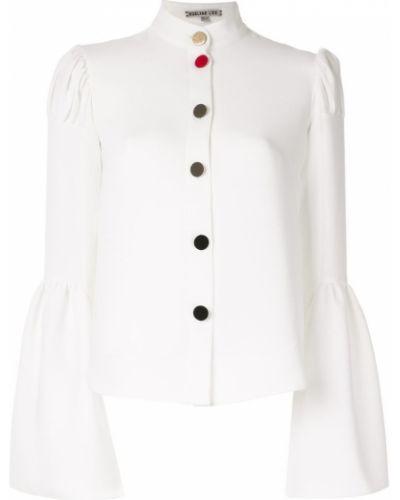 Однобортная рубашка на пуговицах Edeline Lee