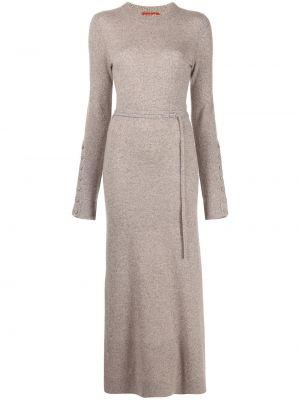 Sukienka długa z długimi rękawami Altuzarra