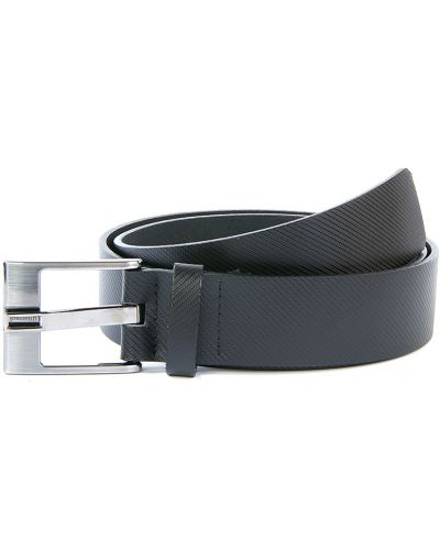 Черный ремень Lagerfeld