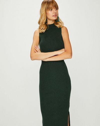 Платье макси облегающее трикотажное Answear