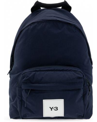 Niebieski plecak casual Y-3