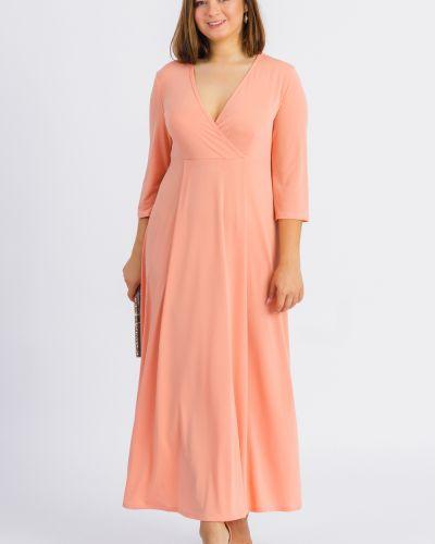 Вечернее платье с запахом макси Lacywear