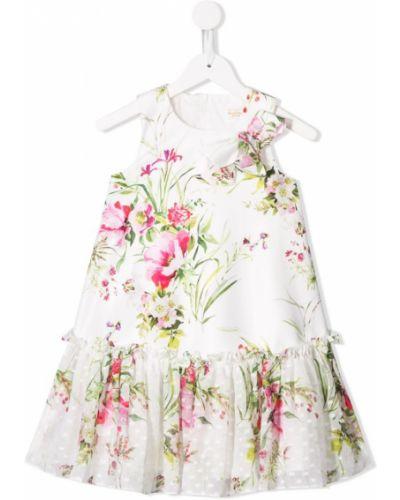 Платье с рукавами David Charles Kids