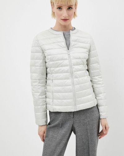 Утепленная белая куртка Ostin