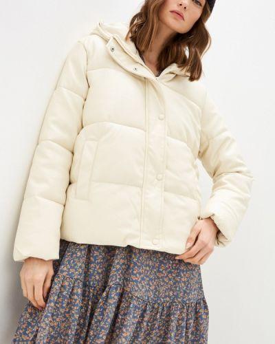 Кожаная куртка - белая Befree