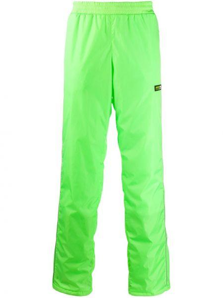 Zielone spodnie Misbhv