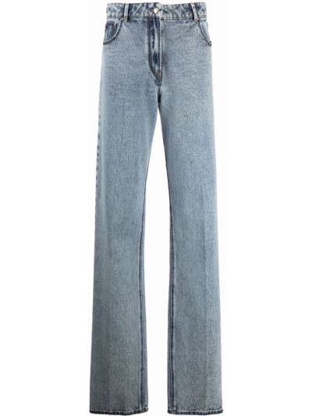 Синие джинсы классические Nina Ricci
