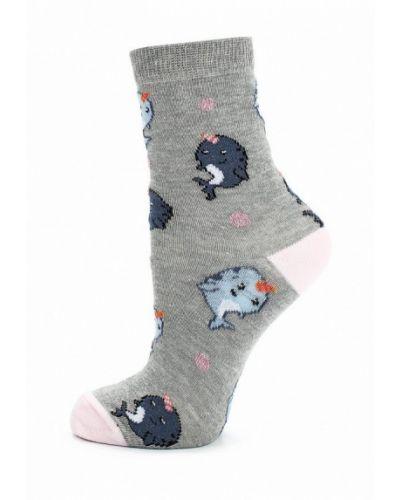 Серые носки Topshop