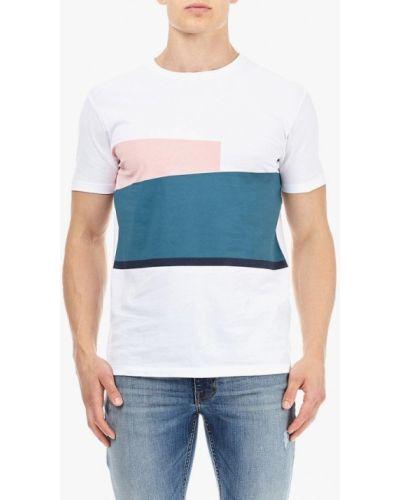 Белая футболка Burton Menswear London