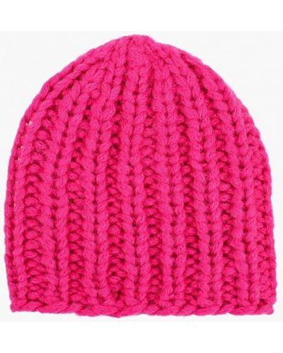 Розовая шапка осенняя Check Ya Head