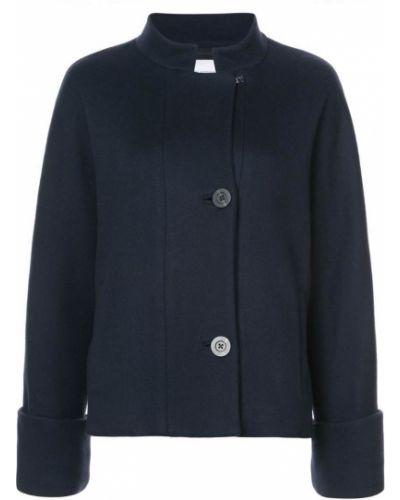 Синее пальто с капюшоном Kimora Lee Simmons